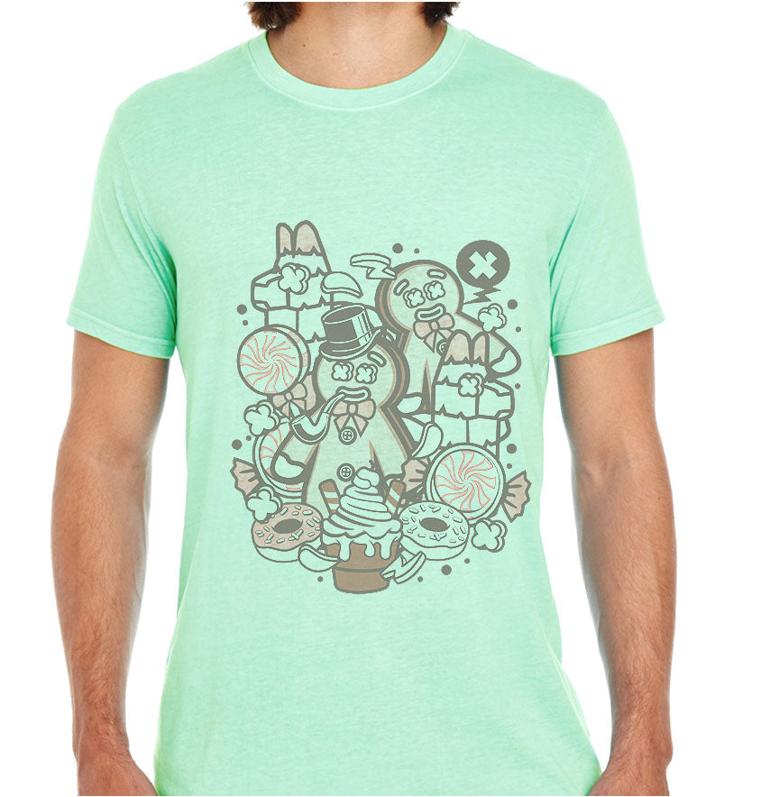Gingerman-ECO Tshirts.com