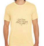 Give Even If You Only Have A Little-ECO Tshirts.com