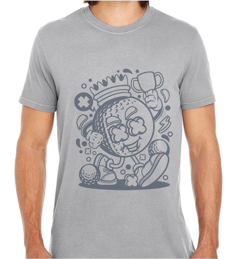 Golf King-ECO Tshirts.com