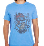 Indian Chief-ECO Tshirts.com