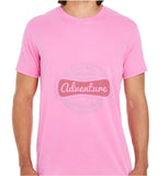 Life Is Adventure-ECO Tshirts.com
