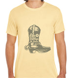 Life Is Better In Boots-ECO Tshirts.com