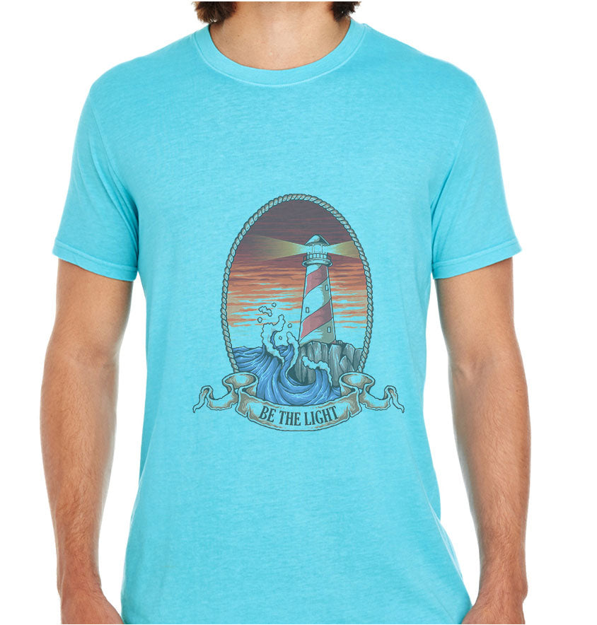 Lighthouse-ECO Tshirts.com