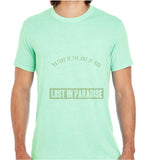 Lost In Paradise-ECO Tshirts.com