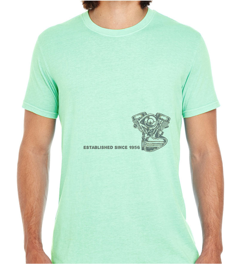 Machina Motor-ECO Tshirts.com
