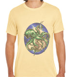 Octopus King-ECO Tshirts.com