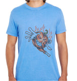 Pumpkin Hero-ECO Tshirts.com