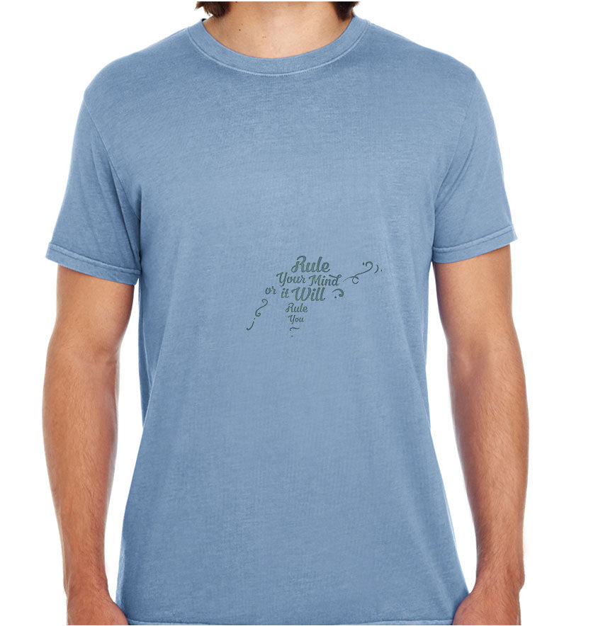 Rule Your Mind Or It Will Rule You-ECO Tshirts.com