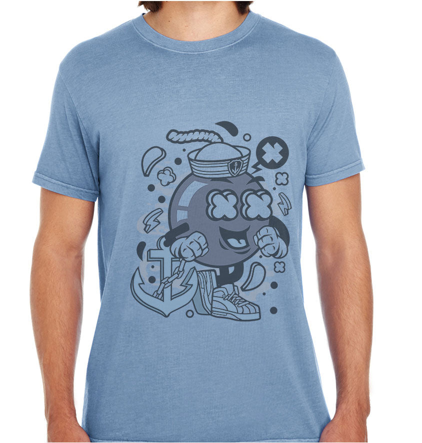 Sailor Bomb-ECO Tshirts.com