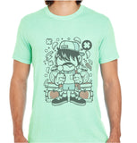 School Kid-ECO Tshirts.com