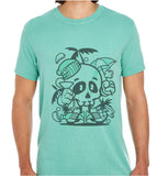 Skull Holiday-ECO Tshirts.com