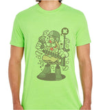 Solidier Pizza-ECO Tshirts.com