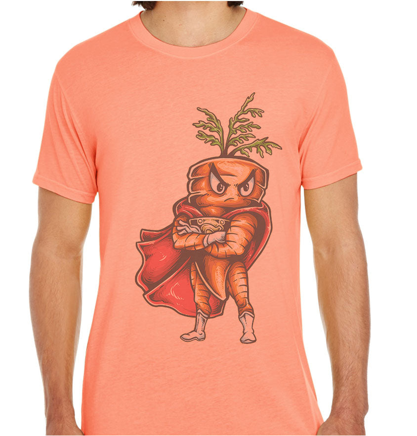 Super Carrot-ECO Tshirts.com