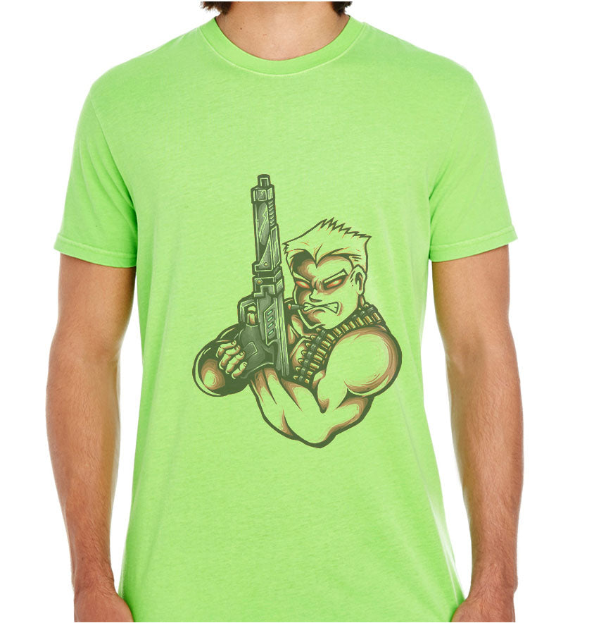 Super Soldier-ECO Tshirts.com