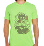 Super Hero Bat-ECO Tshirts.com