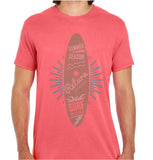 Surf Riding-ECO Tshirts.com