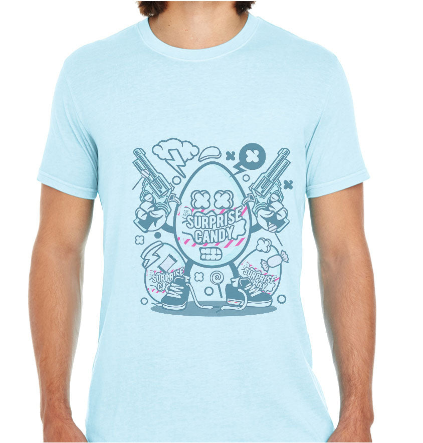 Surprise Candy-ECO Tshirts.com