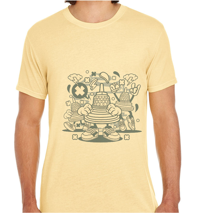 Temple-ECO Tshirts.com