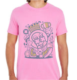 Tennis King-ECO Tshirts.com