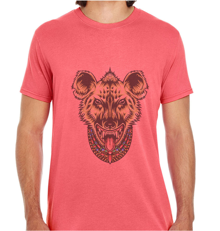 The Domination ( Hyena )-ECO Tshirts.com