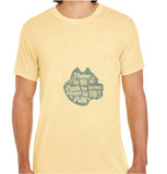 There Is No Path To Happiness-ECO Tshirts.com