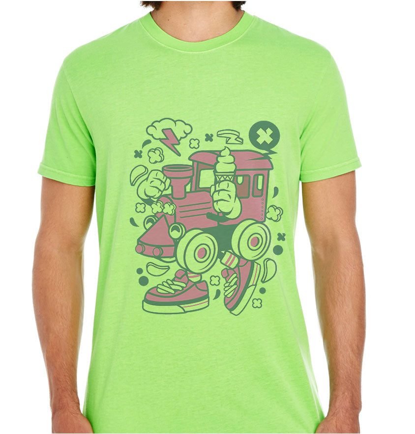 Train-ECO Tshirts.com