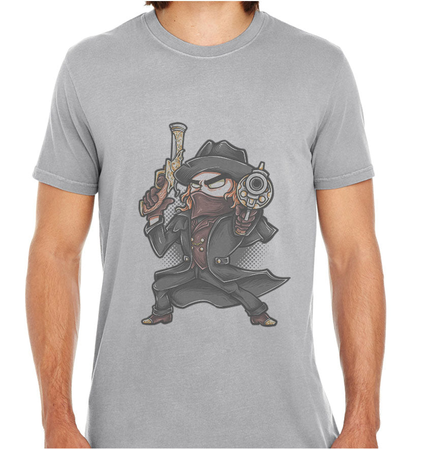 Vampire Hunter-ECO Tshirts.com