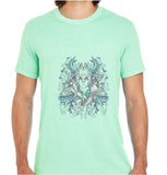 Warrior Goddess-ECO Tshirts.com