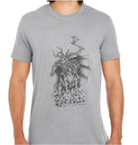 Warrior Skull-ECO Tshirts.com