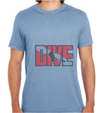 Dive Flag-ECO Tshirts.com