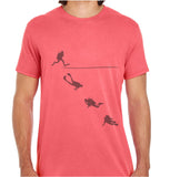 Let's go Diving-ECO Tshirts.com