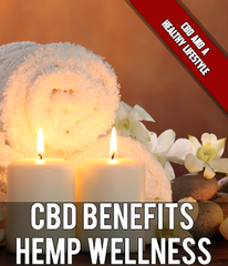 CBD and a Healthy Lifestyle change CBD Benefits Hemp Wellness