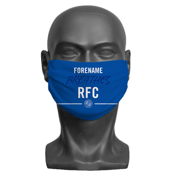 Reading FC Breathes Adult Face Mask