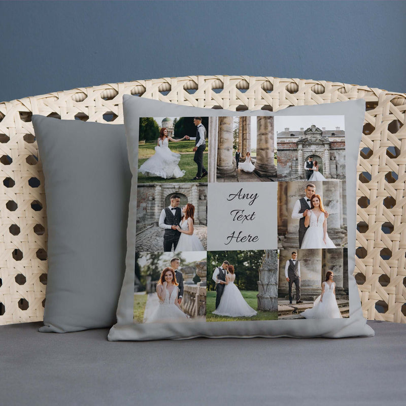 8 Photo - 45cm Cushion