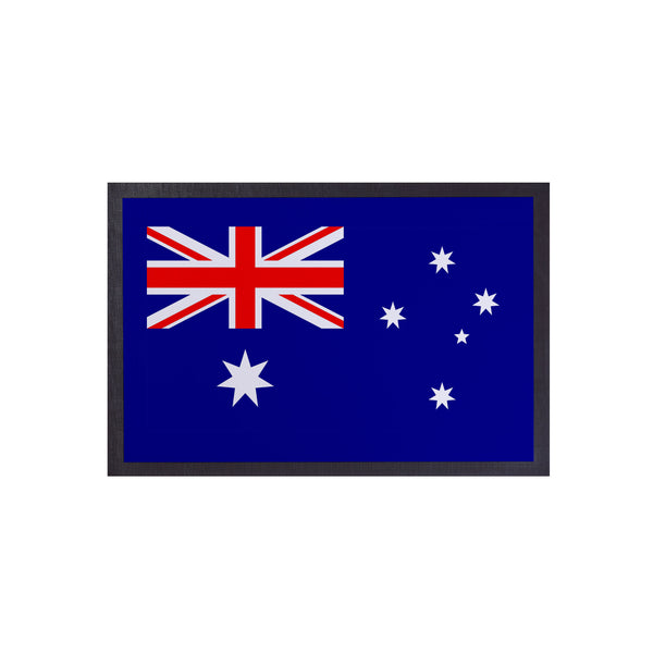 Australian Flag - Door Mat