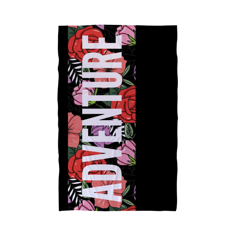 Personalised Beach Towel | Custom Sun bed Towel