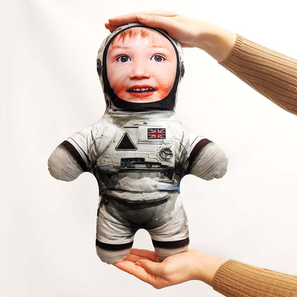 mini me astronaut doll kids
