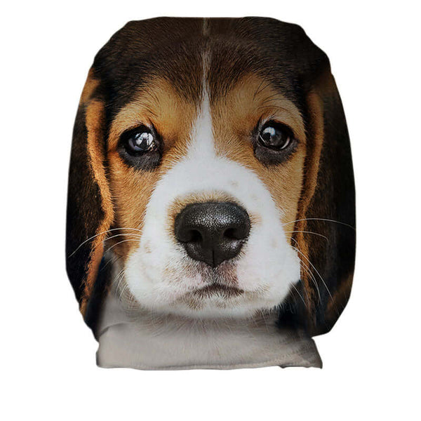 Personalised Headrest Covers | Beagle Inspired Gifts UK