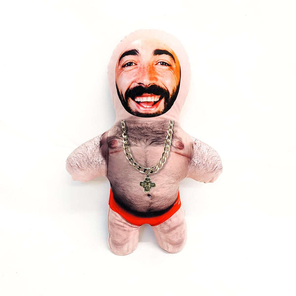 Beer Belly Mini Me Doll | Funny Personalised Gifts