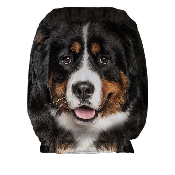 Personalised Headrest Covers | Pet Photo Car