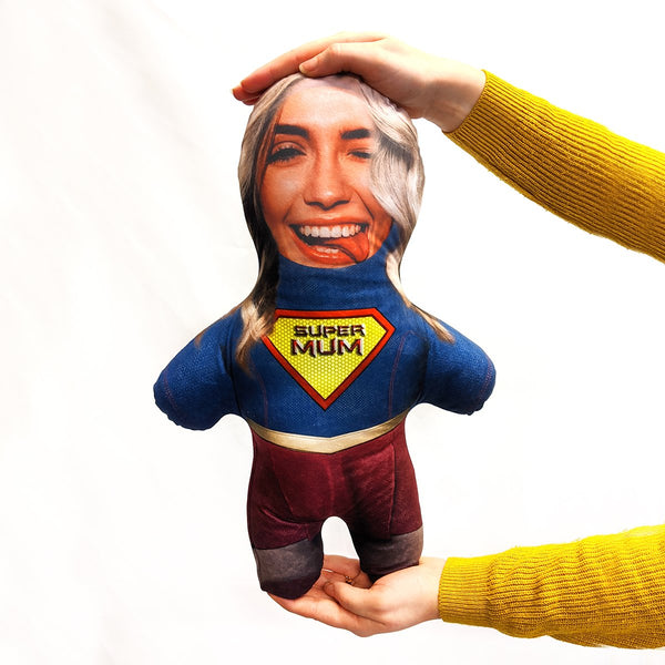 super mum mini me doll