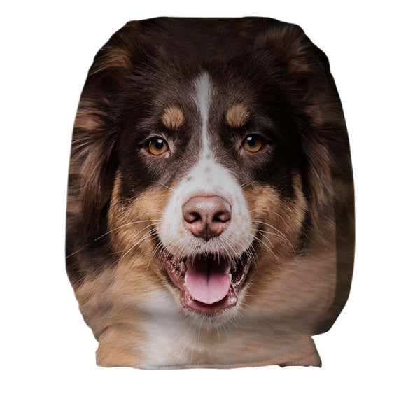 Personalised Headrest Covers | Dog Lover Gifts