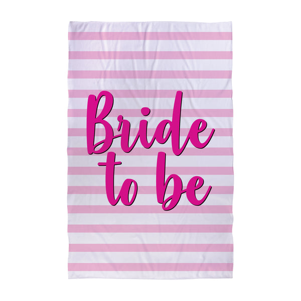 Bride to be - Wedding Towel