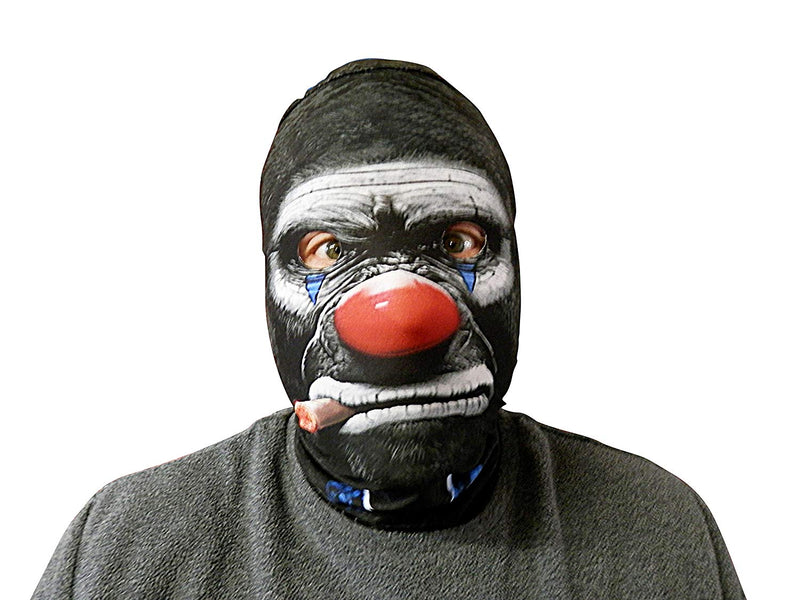 Gorilla Halloween Horror Mask UK