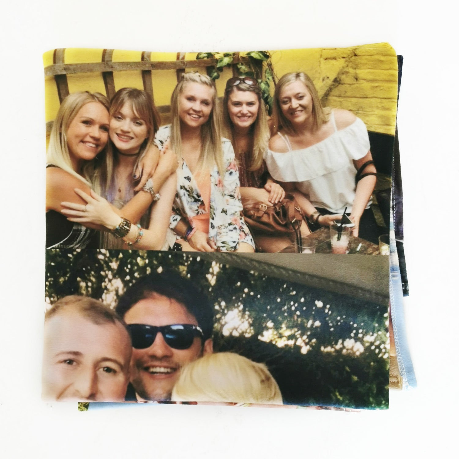 Collage - Fleece Blanket