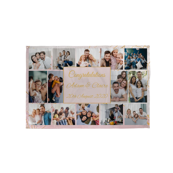 Personalised Photo Banner