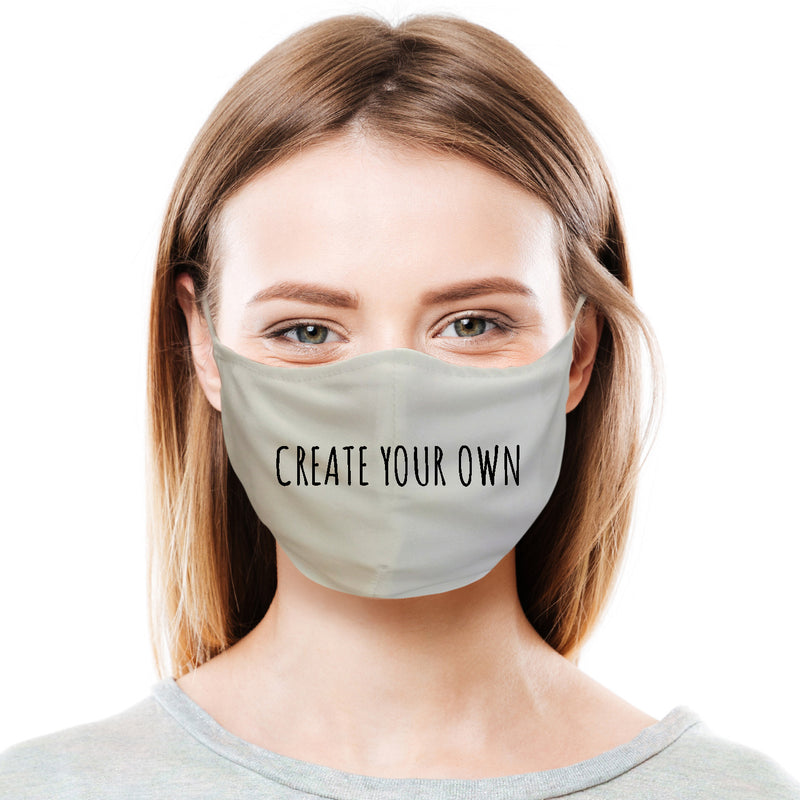 Create Your Own Protective Face Mask