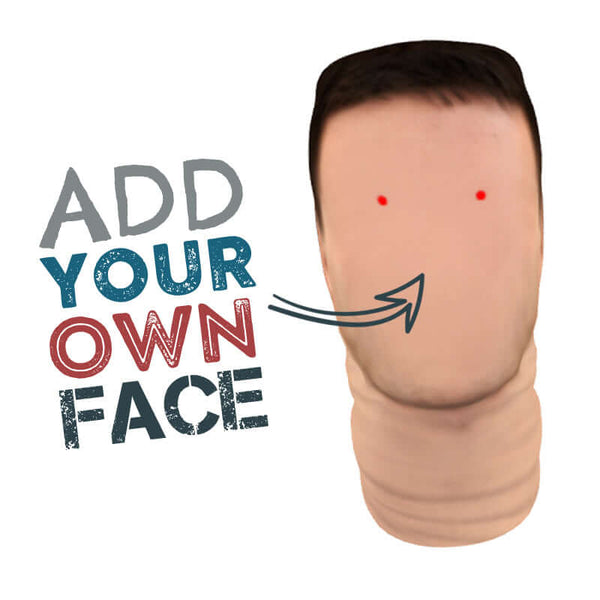 Add your own face - Custom Faceskin!