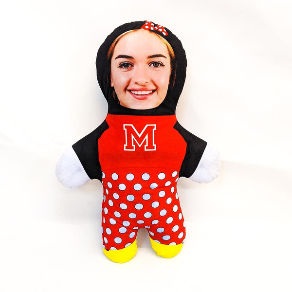 Minnie Mouse Mini Me Doll Kids | Personalised Mini Me
