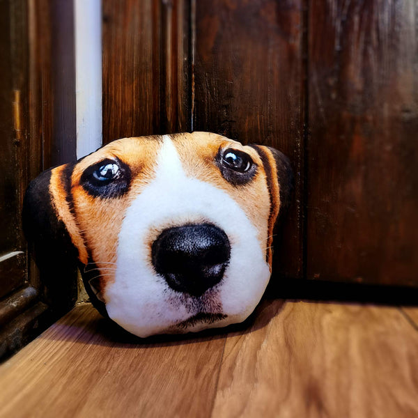 Dog Face Cushion - Pet Mush Cush 5